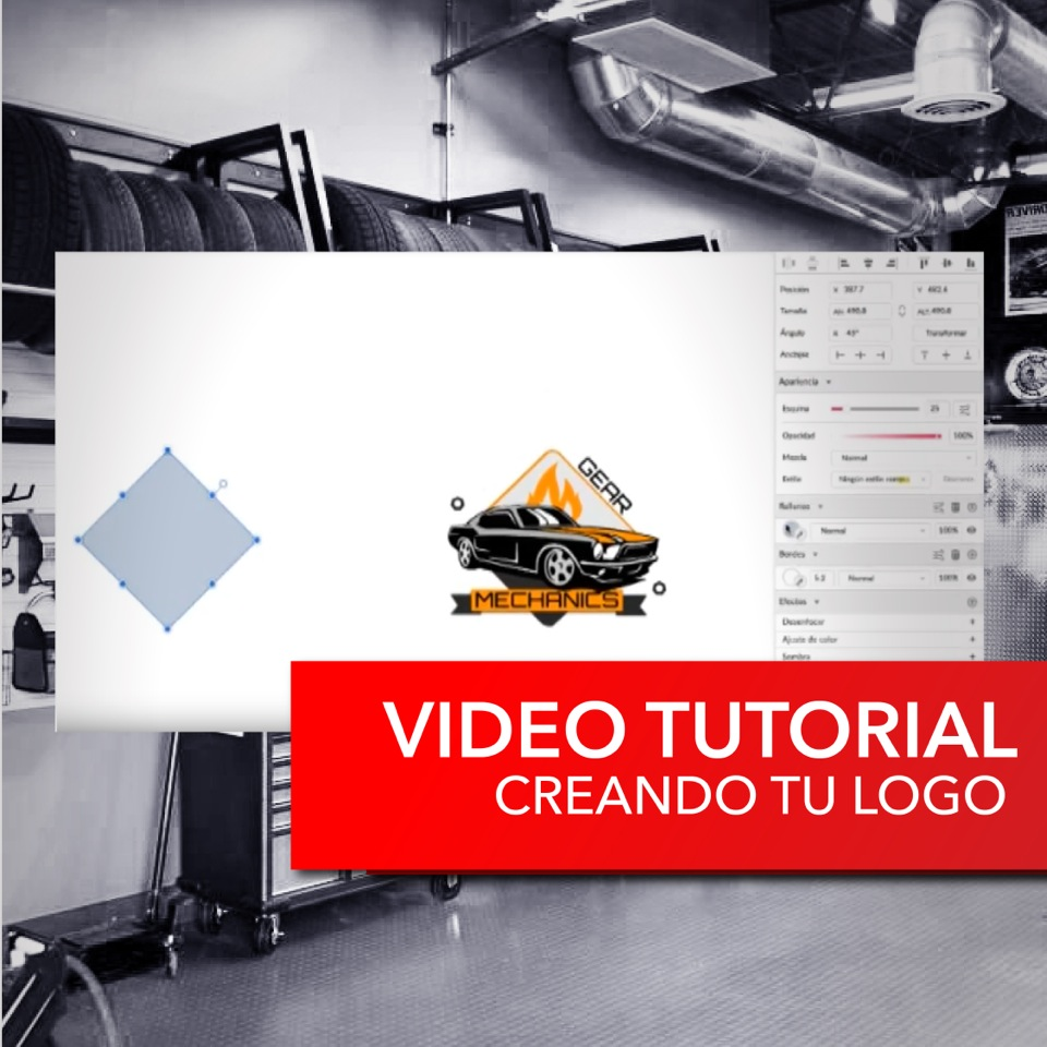 Comienza ya a crear tu logotipo