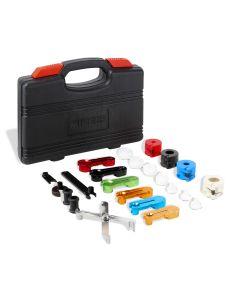 Kit de desconectores para líneas de combustible y A/C