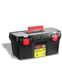 "Caja plástica para herramientas 19"" (2.8 lts)"