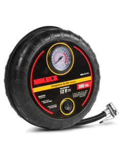 Compresor de aire circular 12 V (250 PSI)