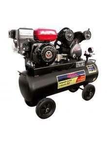 Compresor de aire 5.5 HP Motor a Gasolina (60 lts)