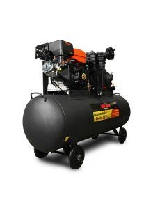 Compresor de aire 13 HP Motor a gasolina (300 lts)