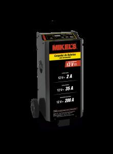 Cargador baterías con arrancador (2/35/200 amp)