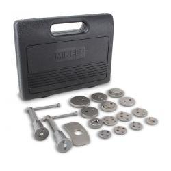 Kit opresor calibrador de discos para frenos