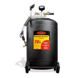 Dispensador neumático de aceite 70 lts
