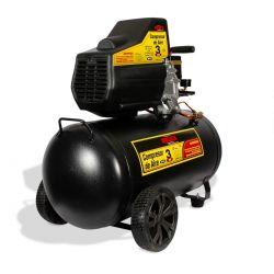 Compresor de aire 3 HP (50 lts)