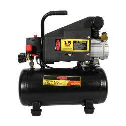 Compresor de aire 1.5 HP (12 lts)