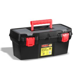 "Caja plástica para herramientas 16"" (1.5 lts)"