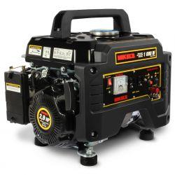Generador de corriente eléctrica motor 4 tiempos (1,000 W / 2.9 HP)