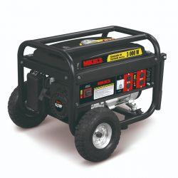 Generador de corriente eléctrica motor 4 tiempos (3,000 W / 6.5 HP)
