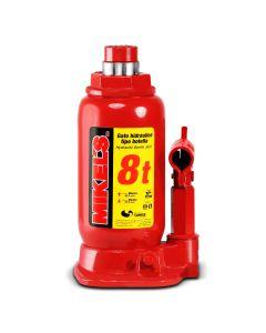 Gato hidráulico de botella con tornillo de extensión 8 ton