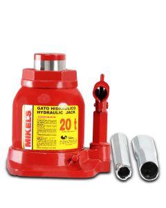 Gato hidráulico de botella 20 t Chaparro