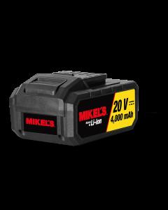 Batería Ion de Litio 20V (4,0Ah)