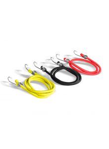 Cinturones elásticos Bungees (6 pzs)