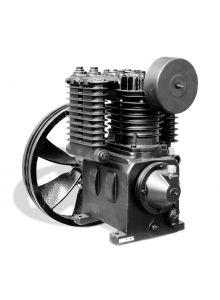 Cabezal para compresor 5 hp 2 etapas