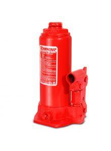 Gato hidráulico de botella con tornillo de extensión 8 t