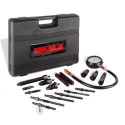 Kit compresómetro diesel con accesorios