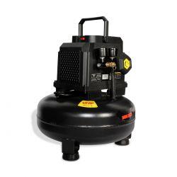 Compresor de aire 1/2 HP, tipo hamburguesa (11 lts) LIBRE DE ACEITE