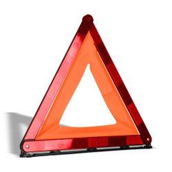 "Triángulo reflejante económico 17"""