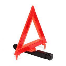 """Triángulo reflejante 10"""""""