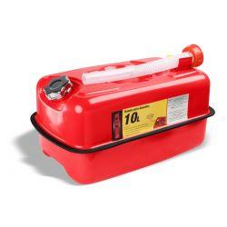 Tanque metálico para gasolina 10 lts