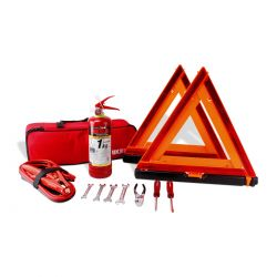Kit emergencia automotriz