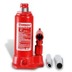Gato hidráulico de botella con tornillo de extensión 4 t