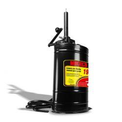 Cubeta manual para aceite 19 lts