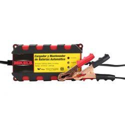 Cargador baterías automático (1.5 amp)