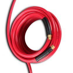 """Manguera de PVC para aire a presión 1/2"""" x 10 m conexión 1/2"""" NPT"""