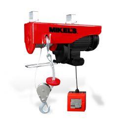 Polipasto eléctrico con control remoto