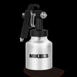 Pistola de aire para pintar HVLP succión
